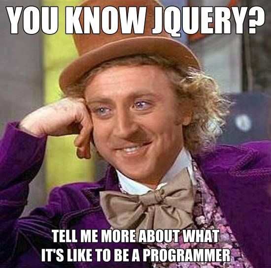 jQuery/Javascript Meme