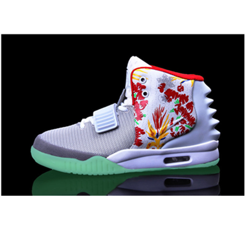 Nike Air Yeezy 2 Kanye West Shoes Givenchy Women/Men