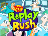 Phineas e Ferb: Replay Rush