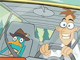 Phineas e Ferb: Teste de Direção