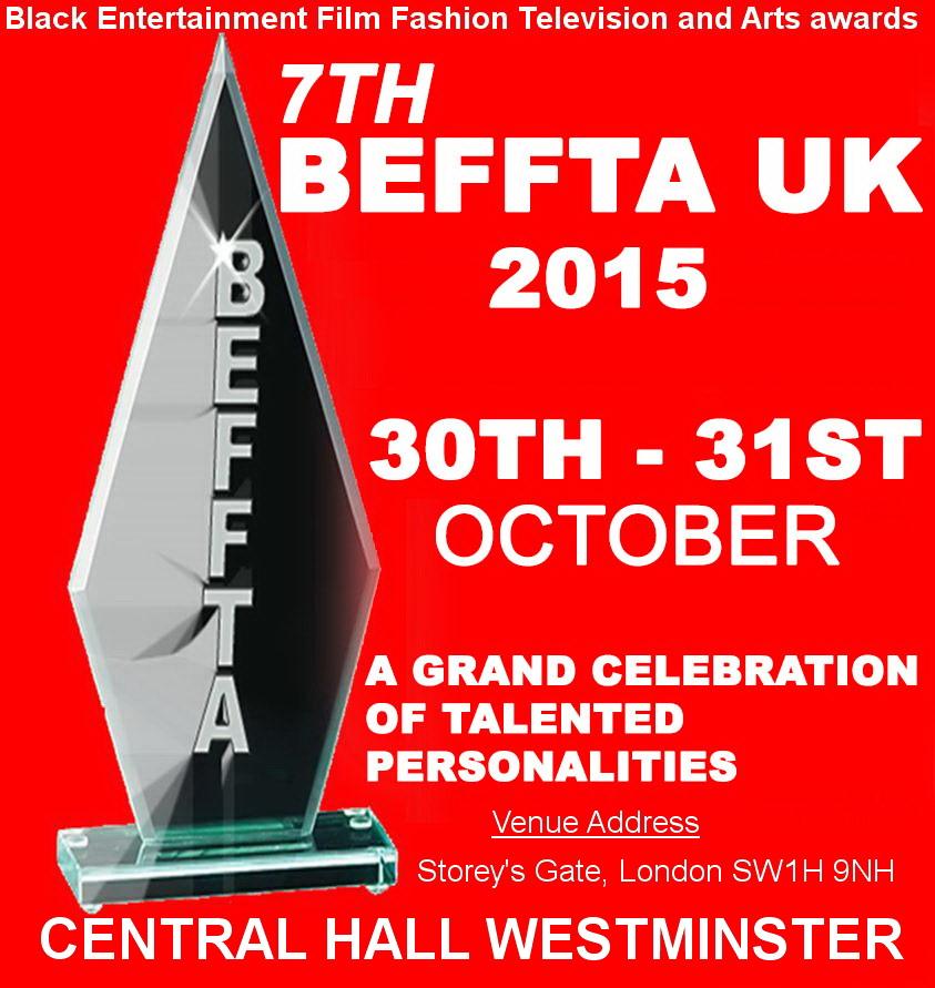 7th BEFFTA UK 2015