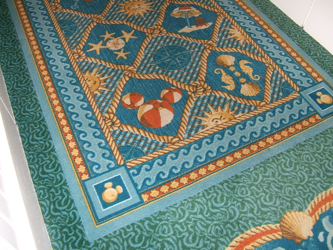 9.) There are thousands of hidden Mickey's through the parks and resorts.