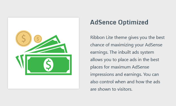 AdSence Optimized