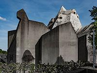 Brutalism in Architecture - Mariendom Neviges