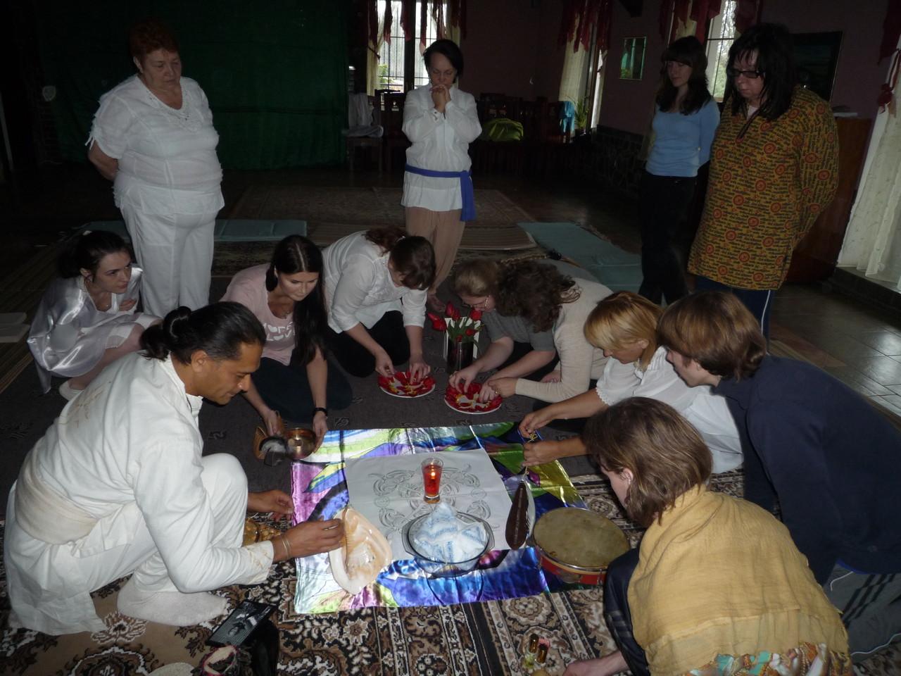 POU UIRA Seminar in Crim, Ukraine 2013