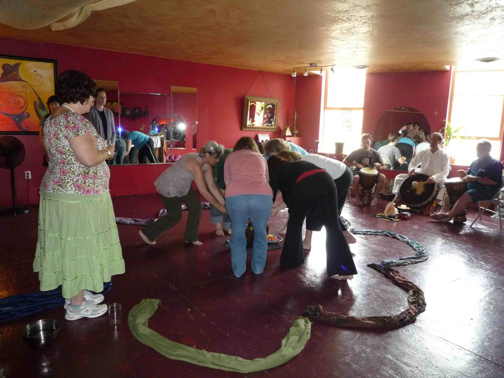 Healing Haka in Knoxville, Tennessee, June 2012