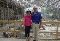 李柏萱女士与美国项目总裁