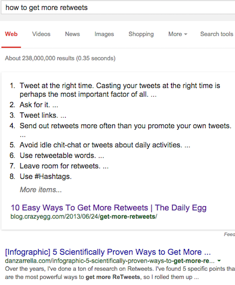 how to get more retweets