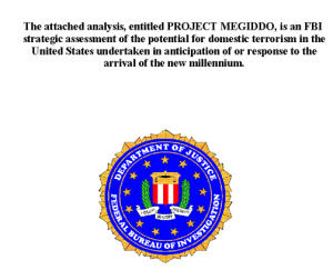 FBI Project Megiddo