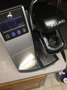 Keurig B3000SE Coffee Commercial Single Cup Office Brewing System