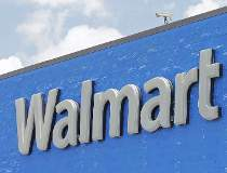 Walmart sign FILES Aug. 10/17
