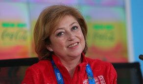 Елена Буянова (Водорезова)