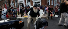 Left-Wing Activists Target Professor Who Wasn't In Charlottesville