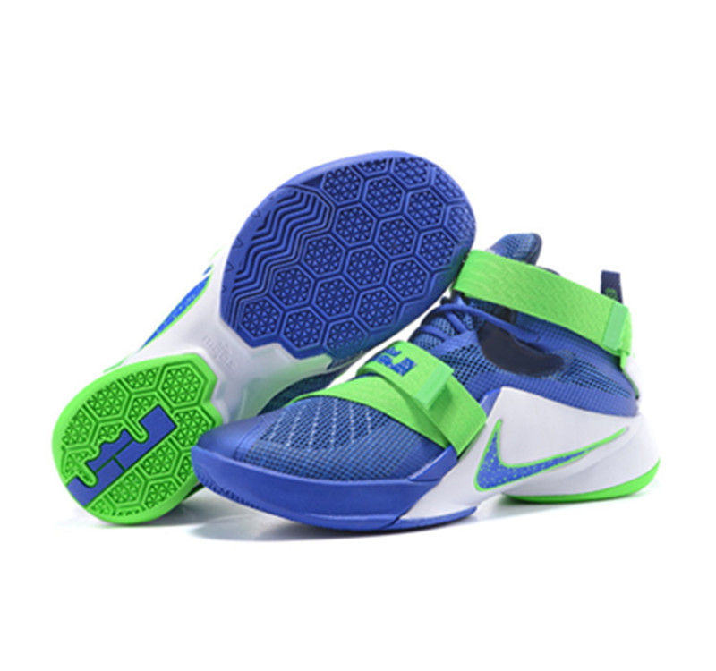 NIKE Lebron James 9 Soldier Sprite