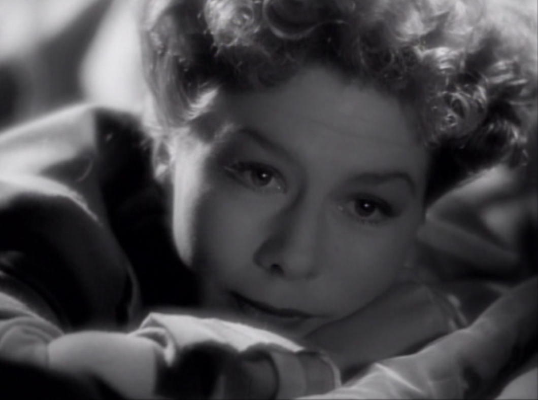 Erwin Hillier knew a thing or two about glamour lighting. Wendy Hiller never looked more alluring than in IKWIG.