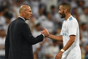 Zinedine Zidane lauds 'spectacular' Real Madrid after Super Cup win vs...