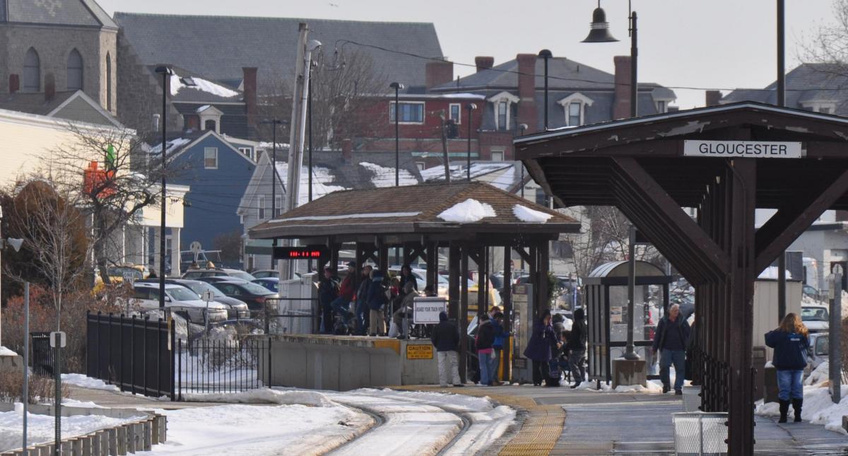 Gloucester MBTA Station