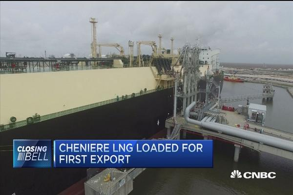 Sea change for natural gas