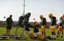 Photos: Packers return to work on Monday