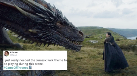 Game of Thrones season 7's latest episode has got Twitterati excited for more reasons than one