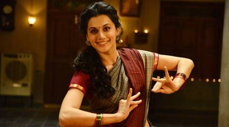 Anando Brahma movie review: This Tapsee Pannu film is a run-off-the-mill horror-comedy