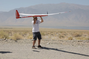 This Autonomous Sailplane Glides Like A Bird