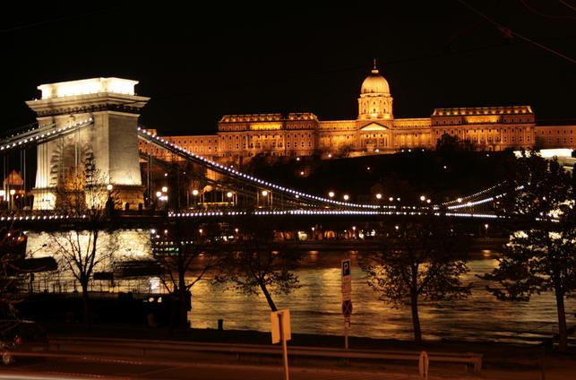 Buda Castle Royal Palace Budapest