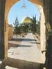 المسجد الأقصى المبارك- باب فيصل (العتم) من الخارج
