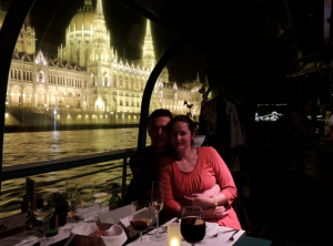 Romantic Cruise in Budapest with Dinner