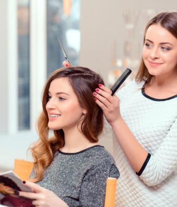 Hair Stylist Reading