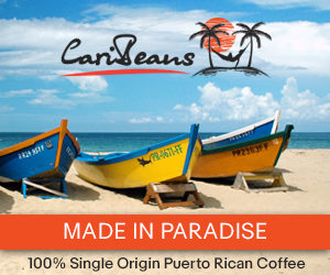 Shop for Puerto Rican coffee at CariBeans