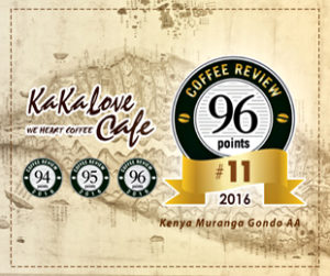 Shop for top-rated coffees at Taiwan's Kakalove Cafe