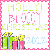 Holly Bloggy Christmas