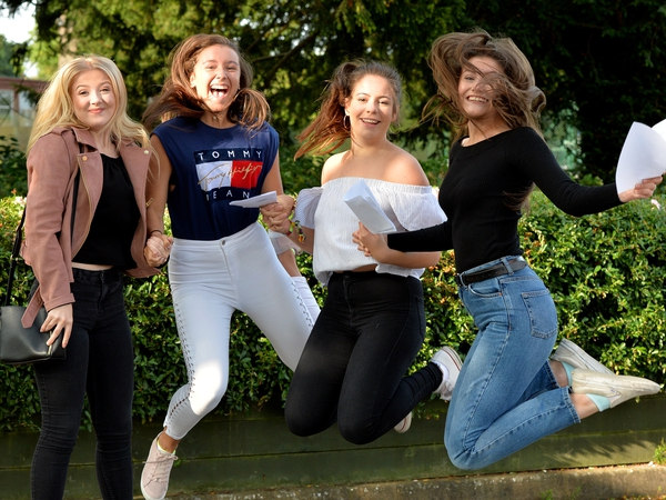 GCSE results day 2017 - full results and pictures from the Black Country and Staffordshire