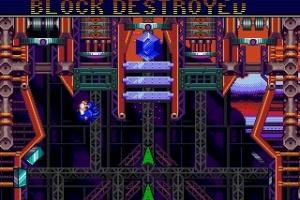 Sonic Spinball Screenshot