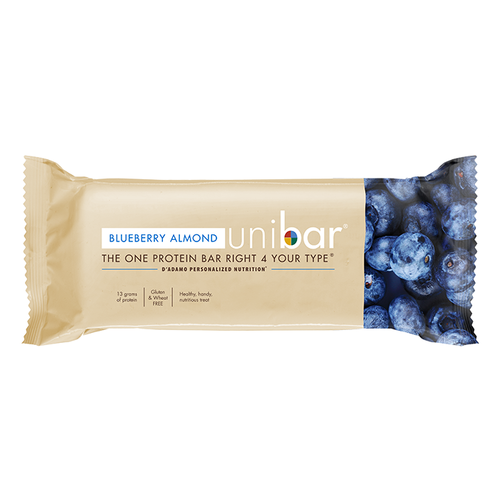 Blueberry Almond Unibar
