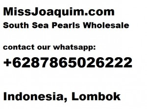 south sea pearls wholesale