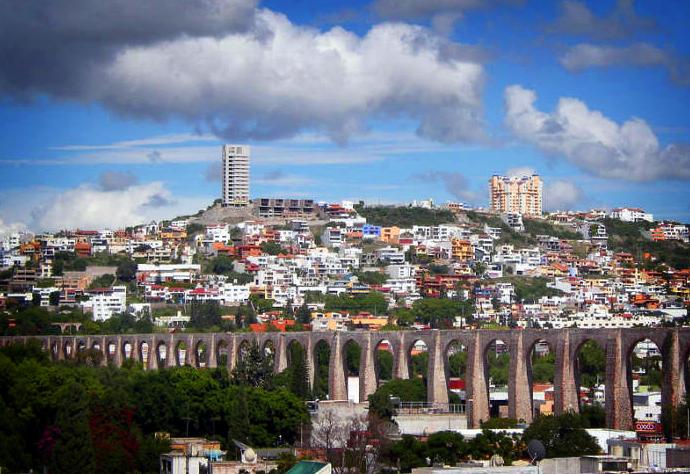 Santiago de Querétaro | Lugar de grandes peñas