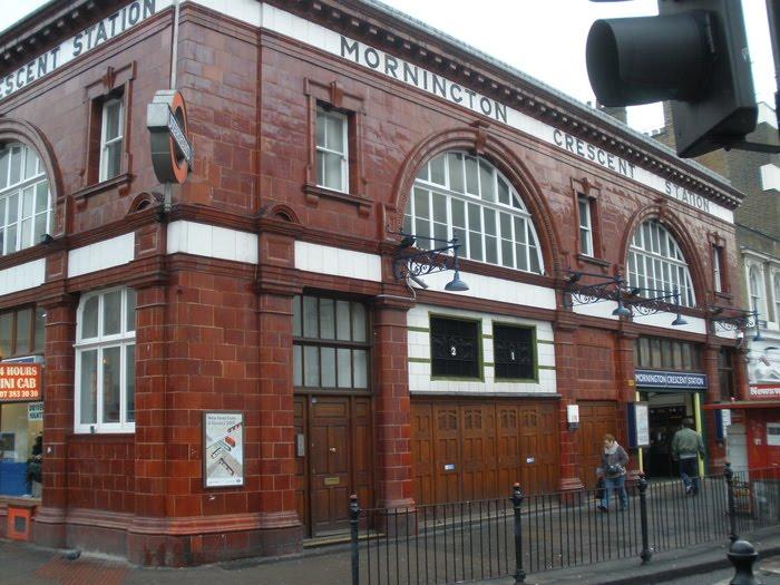 The restored Mornington Crescent