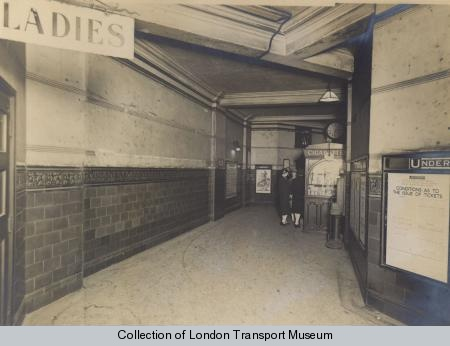 Chalk Farm with Green's tiling