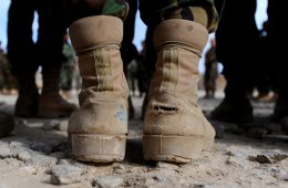 Security Sector Reform: Long Overdue in Afghanistan