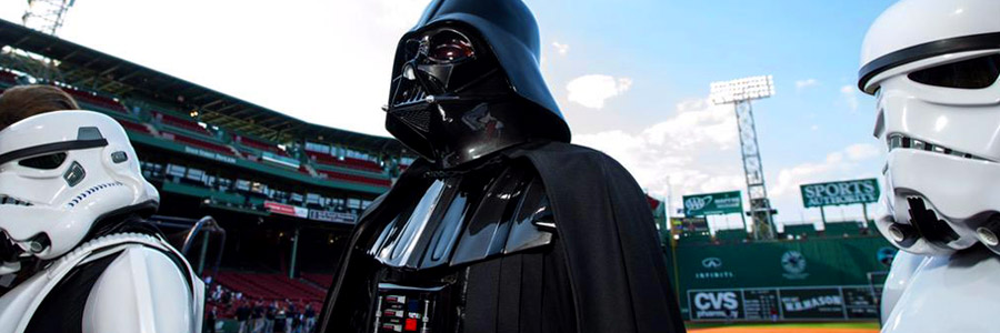 Star Wars Day at the Ballpark