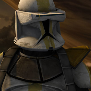 Clone Commander Bly