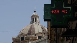 欧洲关注热浪问题 科学家忧极端气候威胁人类健康