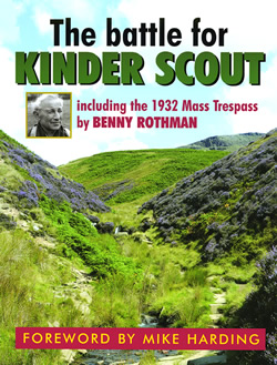 The Battle for Kinder Scout Cover