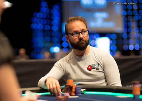 Daniel Negreanu Leads Final Table at $50k Poker Players Championship