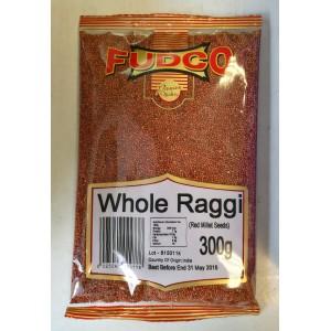 RAGGI - Millet Vermelho em Grão  ( Não Contém GLÚTEN )