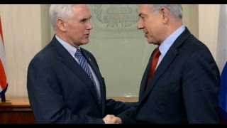 From Jerusalem - Getting to Know Vice Presidential Nominee Mike Pence