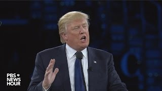 Donald Trump's Speech at the AIPAC 2016 Policy Conference