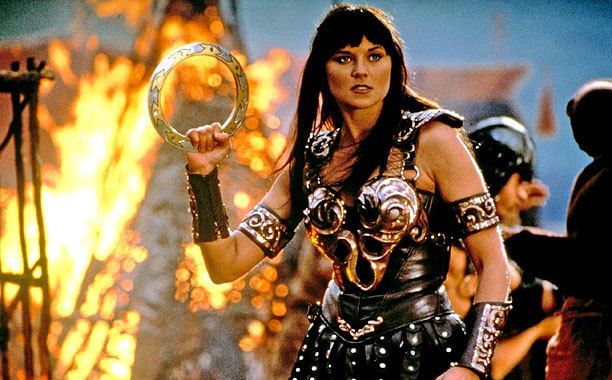 Even without her Chakram or gravity-defying flips, Xena could take out an entire army with nothing but a sword and her bare fists. Add in…